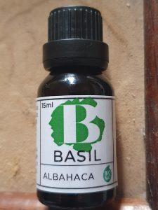 Basil (ALbahaca) 15ml